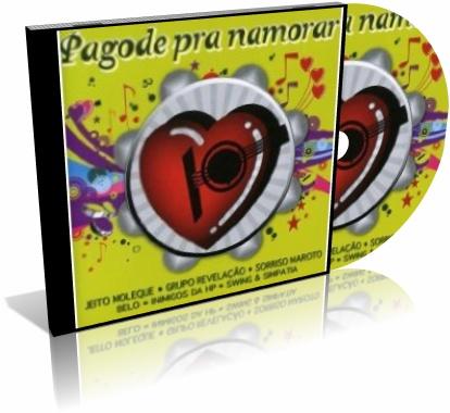 cd pagode pra namorar 2009